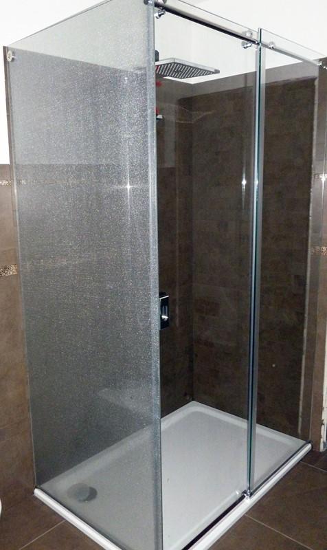 Artigiana extra srl divisione vetro - Vetro doccia scorrevole ...