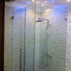 Box doccia - apertura a battente