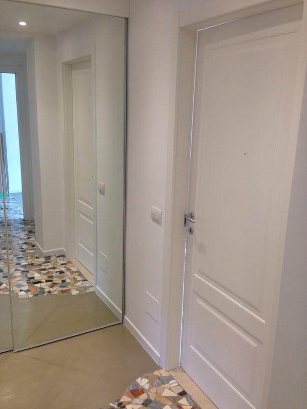 Artigiana extra srl appartamento milano dopo - Finestre a specchio ...