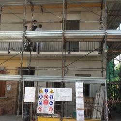 Rifacimento facciata - work in progress - 3