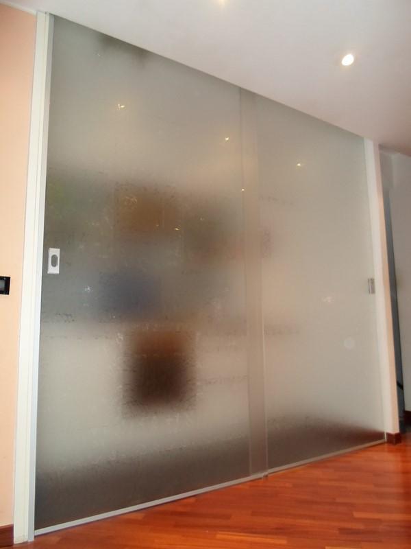 Parete Divisoria Vetro Cucina : Parete divisoria in vetro per cucina ...