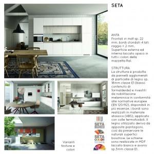 Modello Seta
